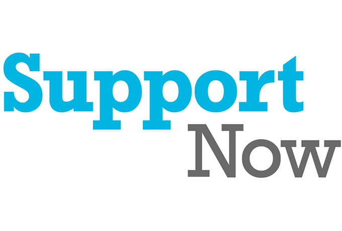 Support Now logo