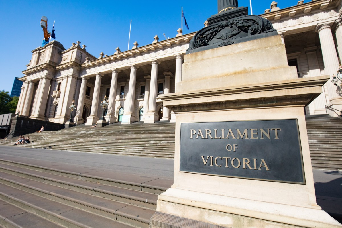Parliament House Victoria - On the Line submission to Royal Commission into Mental Health