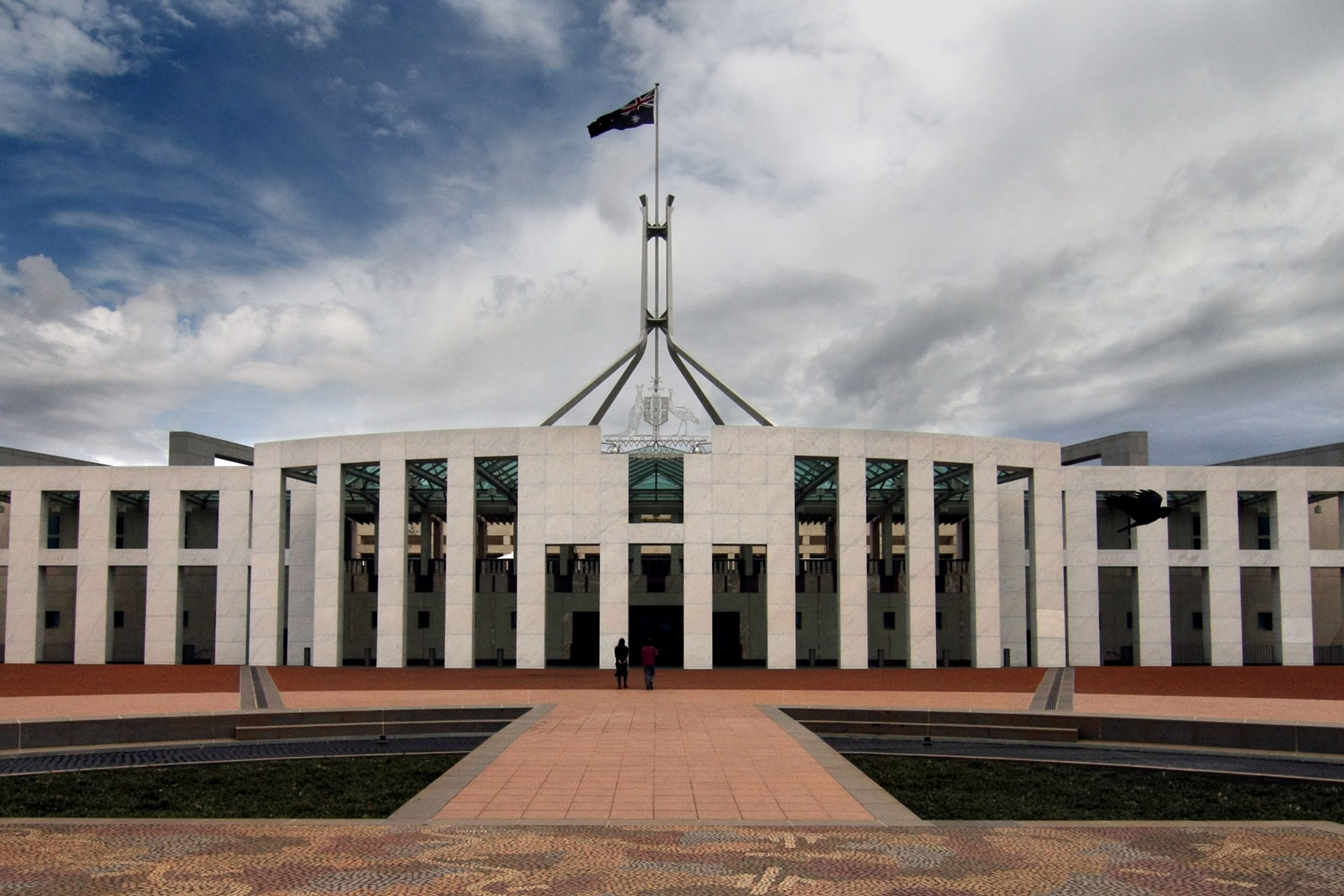 Parliament House Federal Government