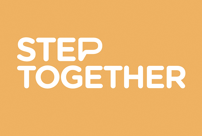 Step Together logo